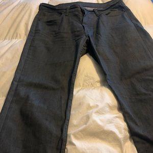 Men's 514 Levi's jeans size 38x34